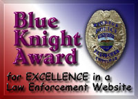 Awarded By The Windsor, Colorado Police Department
